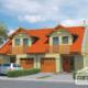 Komfort 481 - Nízkoenergetický rodinný dom
